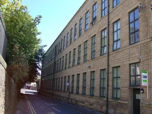 Thumbnail Studio for sale in Flat 2 Ingrow Mill, Ingrow Lane, Keighley, West Yorkshire