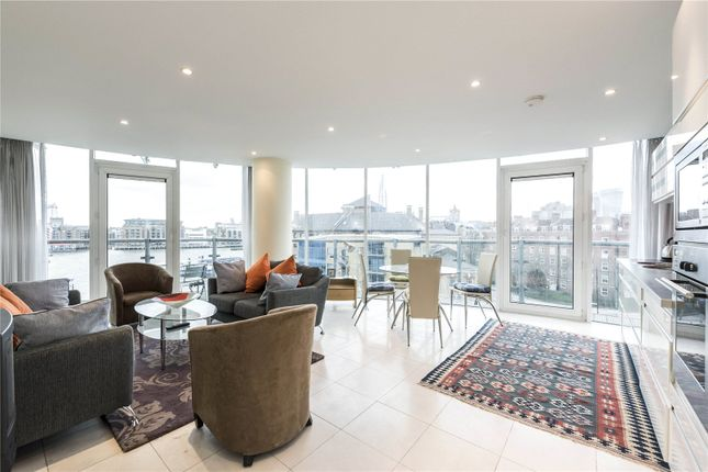 Thumbnail Flat for sale in Wapping High Street, London
