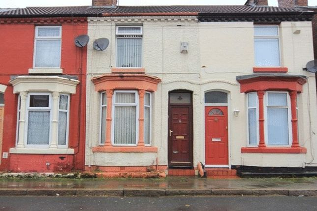 Thumbnail Terraced house for sale in Plumer Street, Wavertree, Liverpool