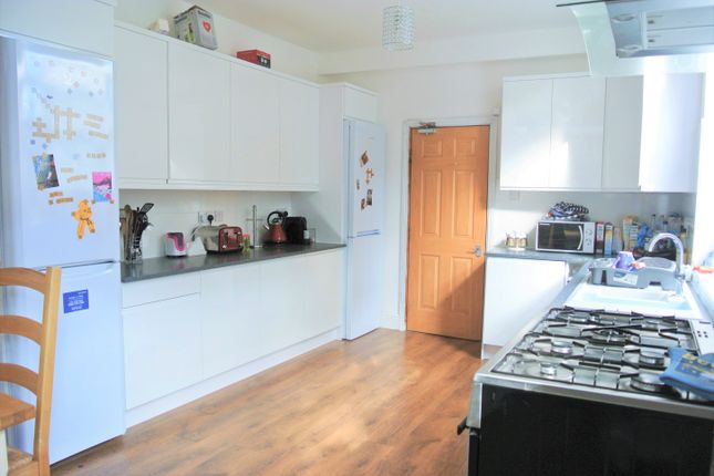 Thumbnail End terrace house to rent in Granville Road, Fallowfield