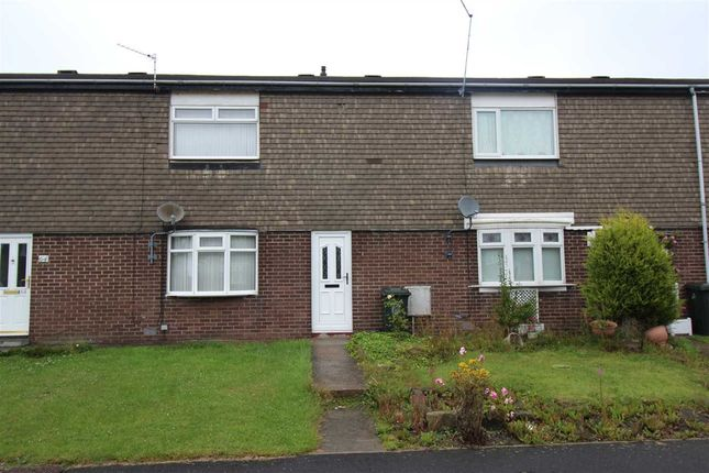 Thumbnail Terraced house to rent in Wardle Drive, Annitsford, Cramlington