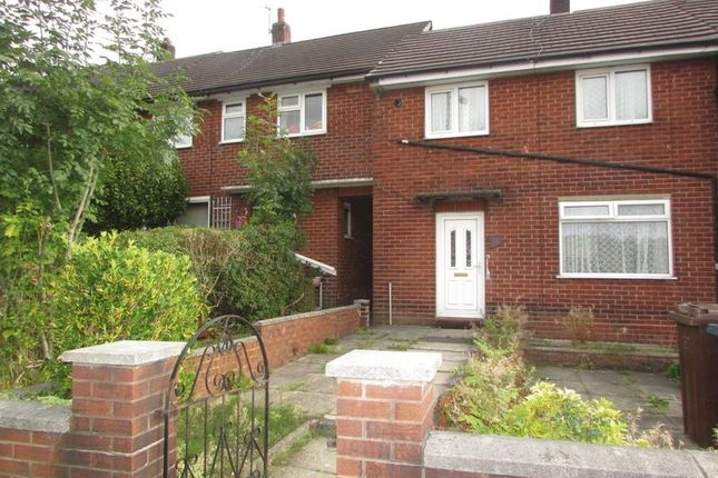 2 bed terraced house for sale in Topping Fold Road, Bury, Greater Manchester