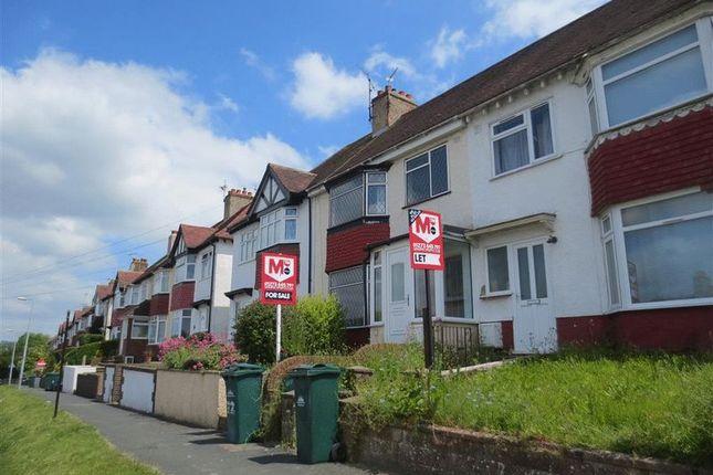Thumbnail Flat to rent in Widdicombe Way, Brighton