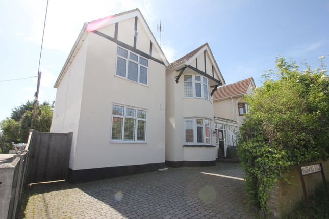 Thumbnail Semi-detached house for sale in Highams Road, Hockley