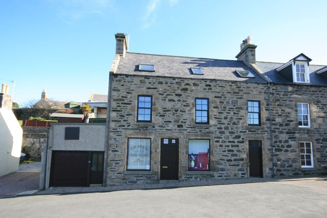 4 bed semi-detached house for sale in 40-42 Church Street, Portsoy AB45