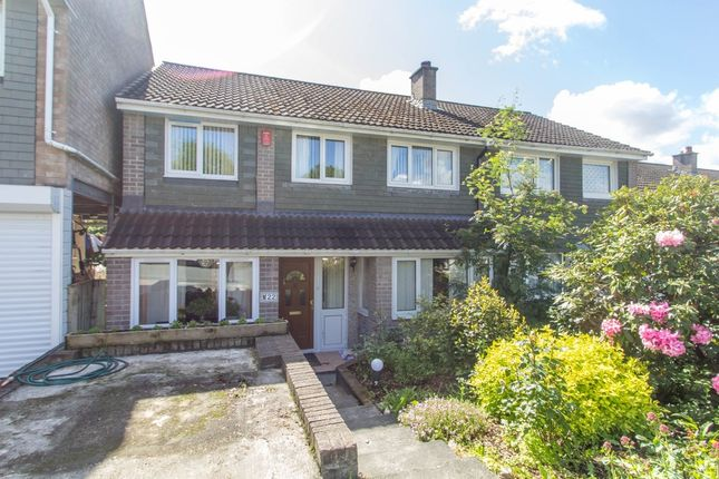 4 bed semi-detached house for sale in Hawthorn Road, Tavistock