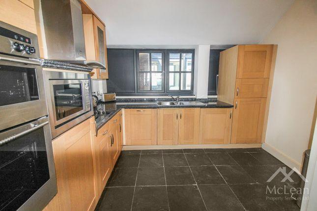 Thumbnail Flat to rent in Plumtre Street, Nottingham