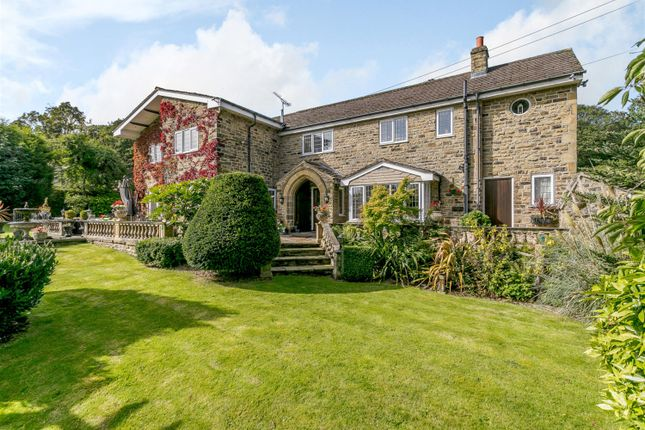 Thumbnail Detached house for sale in Wood End, Sheffield