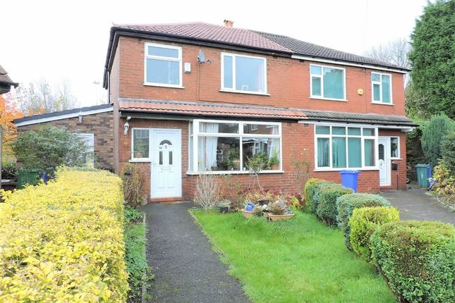 Thumbnail Semi-detached house for sale in Bow Meadow Grange, Longsight, Manchester