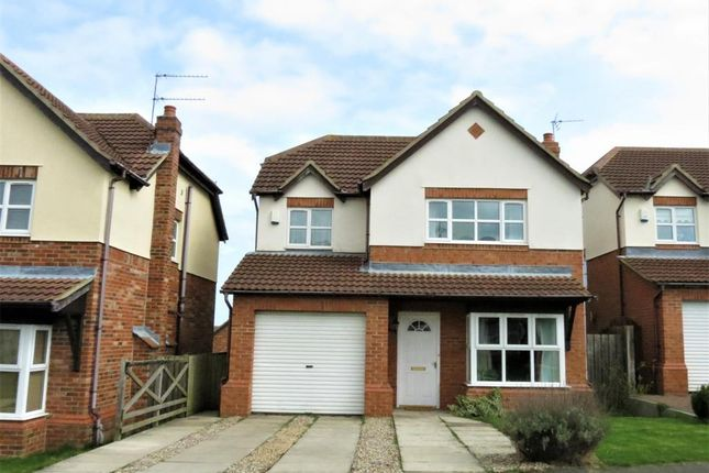 Thumbnail Detached house for sale in The Coppice, Brockwell Manor, Easington, County Durham