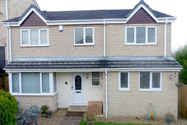 Thumbnail Detached house for sale in Millers Court, Liversedge, West Yorkshire.
