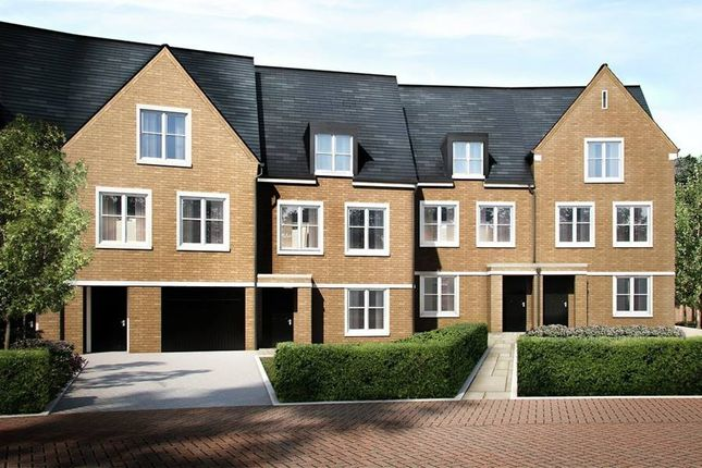 "Thumbnail Mews house for sale in ""The Oakland"" at Wick Road, Englefield Green, Egham"