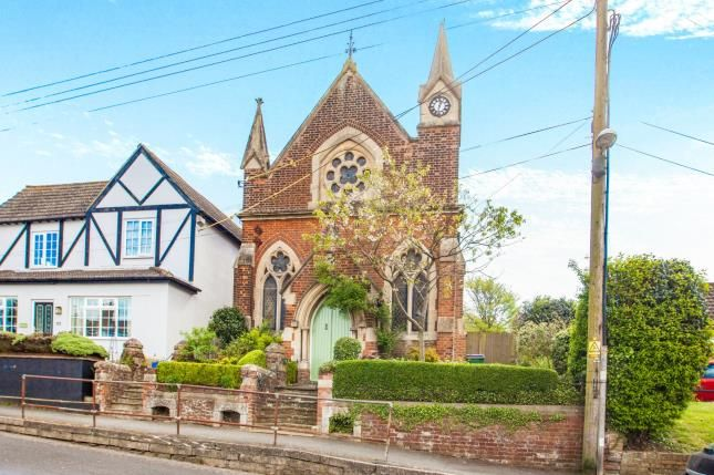 Thumbnail Detached house for sale in The Street, Hawkinge, Folkestone, England