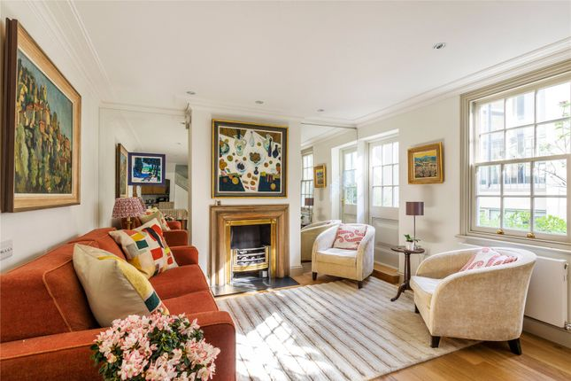 Thumbnail Mews house for sale in Upper Cheyne Row, Chelsea, London