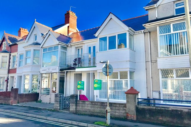 Thumbnail Maisonette to rent in Suffolk Place, Porthcawl