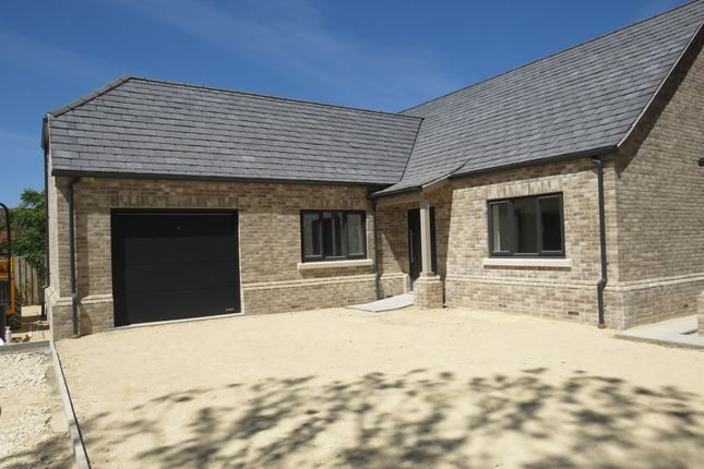 Thumbnail Detached bungalow for sale in Mulberry Close, March