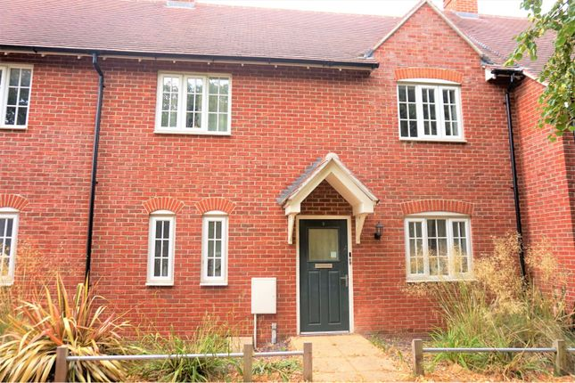 Thumbnail Terraced house for sale in Crystal Walk, Colchester