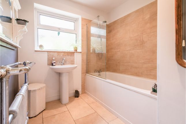 Bathroom of Shirley Drive, Hove BN3