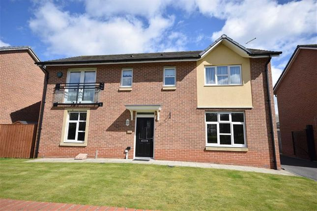 Thumbnail Detached house for sale in King George Road, South Shields