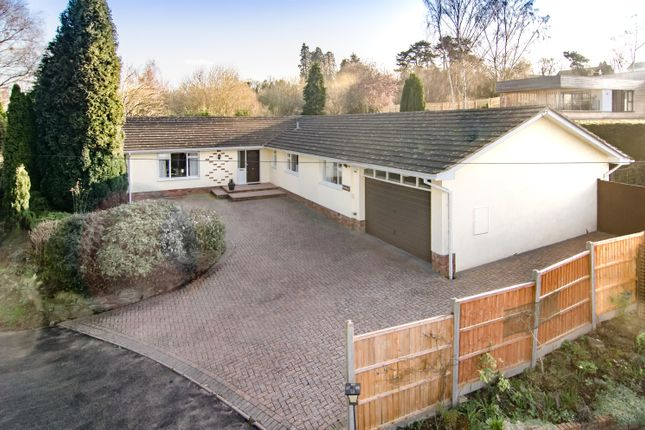 Thumbnail Bungalow for sale in 125 Aylestone Hill, Hereford
