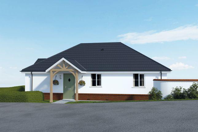 Thumbnail Detached bungalow for sale in Baymount, Southdowns Road, Dawlish, Devon