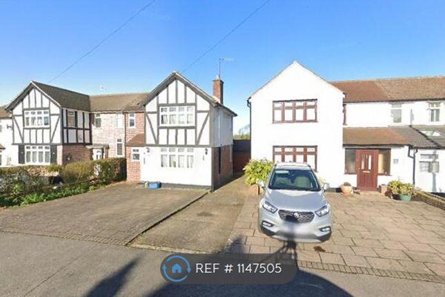 Thumbnail Semi-detached house to rent in Mill Way, Bushey