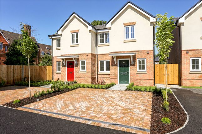 Thumbnail Semi-detached house for sale in Plot 2, St Annes Mews, Bridgeman Drive, Windsor
