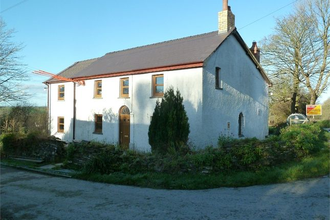 Thumbnail Detached house for sale in North Lodge No 2, Ponthirwaun, Cardigan, Ceredigion