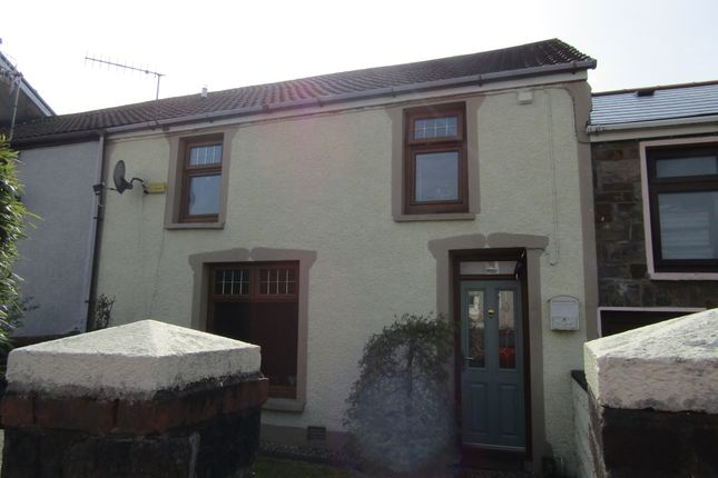 Thumbnail Cottage for sale in Harriett Street, Aberdare