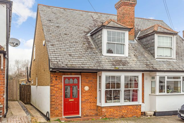 Thumbnail Semi-detached house for sale in Glebe Road, Chalfont St. Peter