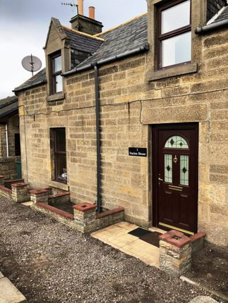 Thumbnail Semi-detached house to rent in 1 Station House, Grant Street, Burghead