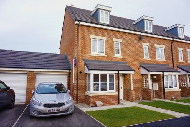 4 bed end terrace house for sale in Mulberry Wynd, Stockton-On-Tees