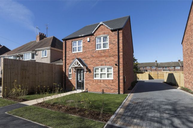 Thumbnail Detached house for sale in Penny Gardens, Penny Park Lane, Holbrooks