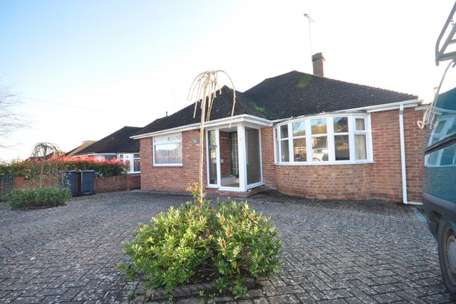 Thumbnail Bungalow to rent in Oakwood Avenue, Bedhampton, Havant