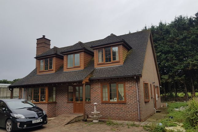 Thumbnail Commercial property for sale in Ashes Lane, Hadlow, Tonbridge, Kent