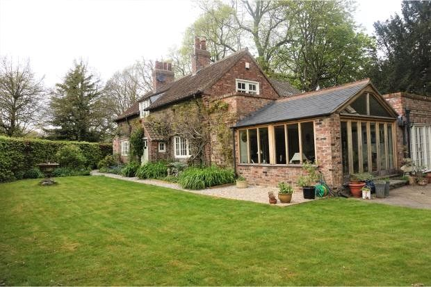 Thumbnail Detached house to rent in Middlethorpe, York