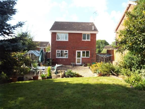 Thumbnail Detached house for sale in Chandlers Close, Redditch, Worcestershire