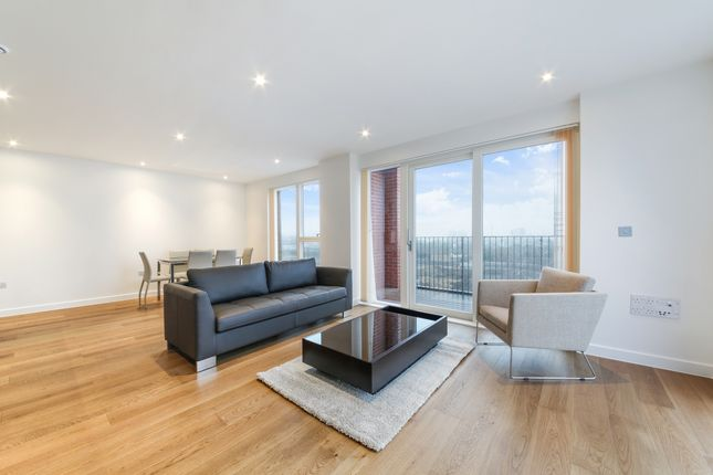Living Room of Reverence House, Colindale Gardens, Colindale NW9