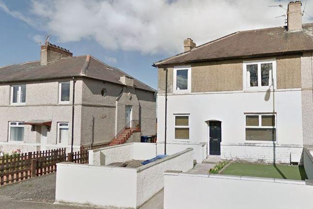 Thumbnail Flat to rent in 72 New Hunterfield, Gorebridge