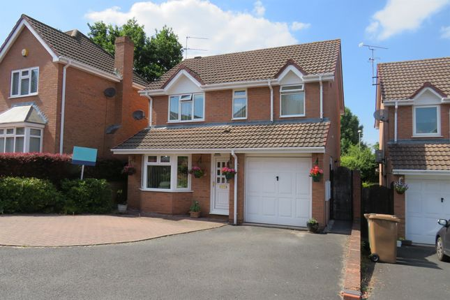 Thumbnail Detached house for sale in Rough Meadow, Long Meadow, Worcester