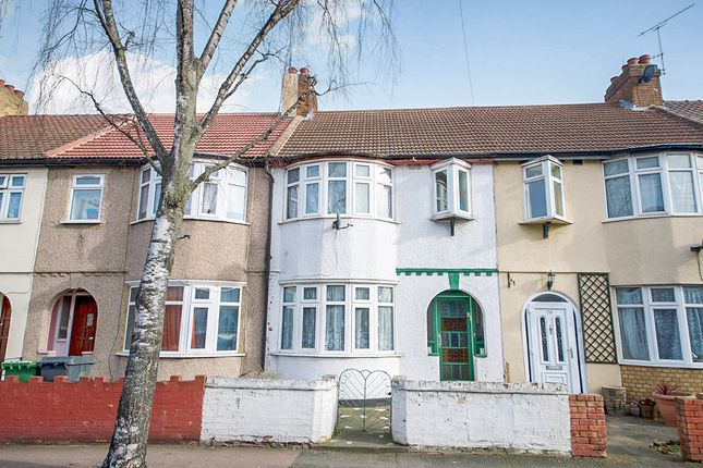 3 bed terraced house for sale in Burwell Road, London