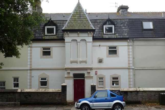 Thumbnail Flat for sale in College Avenue, Mutley, Plymouth