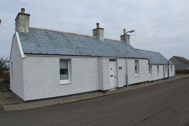 Thumbnail Bungalow for sale in Fosse Cottage, 71 Camilla Street, Halkirk, Caithness