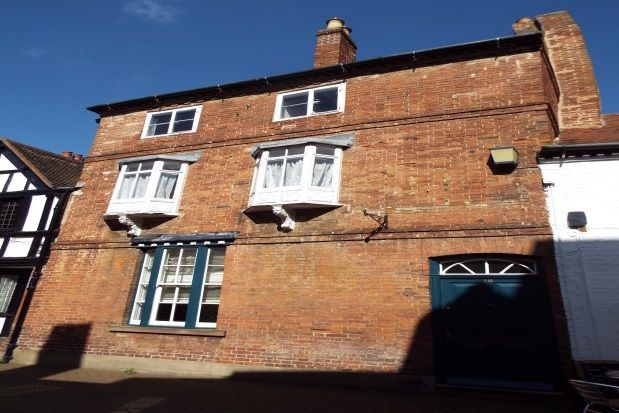 Thumbnail Property to rent in Dam Street, Lichfield