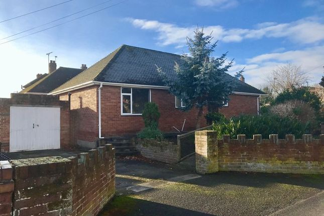 Thumbnail Detached bungalow to rent in Leegomery Road, Wellington, Telford