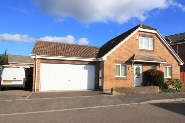 Thumbnail Detached bungalow for sale in Thorne Farm Way, Cadhay, Ottery St. Mary