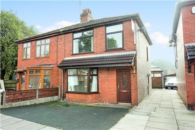 Semi-detached house for sale in Wilson Avenue, Heywood