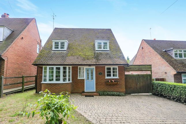 Thumbnail Bungalow for sale in Wilbury Road, Letchworth Garden City