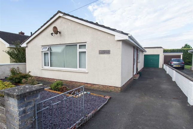 3 bed bungalow for sale in Greenhill Crescent, Merlin's Bridge, Haverfordwest