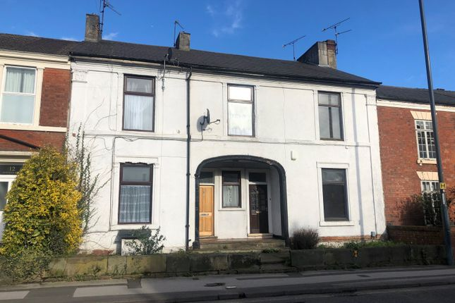 Thumbnail Shared accommodation to rent in Grove Bank, Duffield Road, Derby